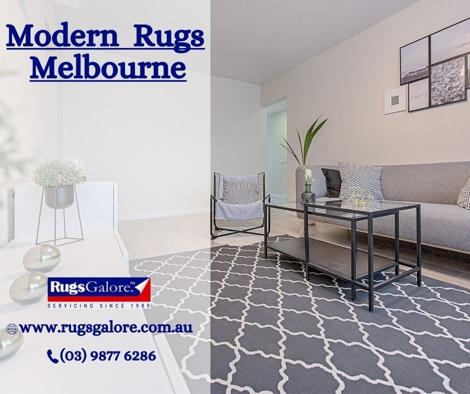 2021 Modern Rugs Collection In Store